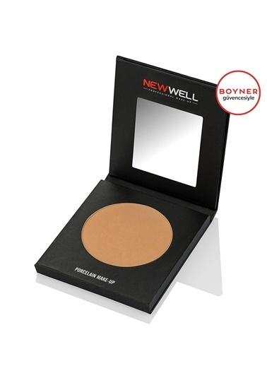 New Well New Well Professional Compact Powder-24Pudra Renksiz